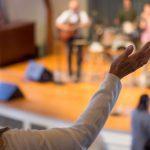 Worship at Chelten