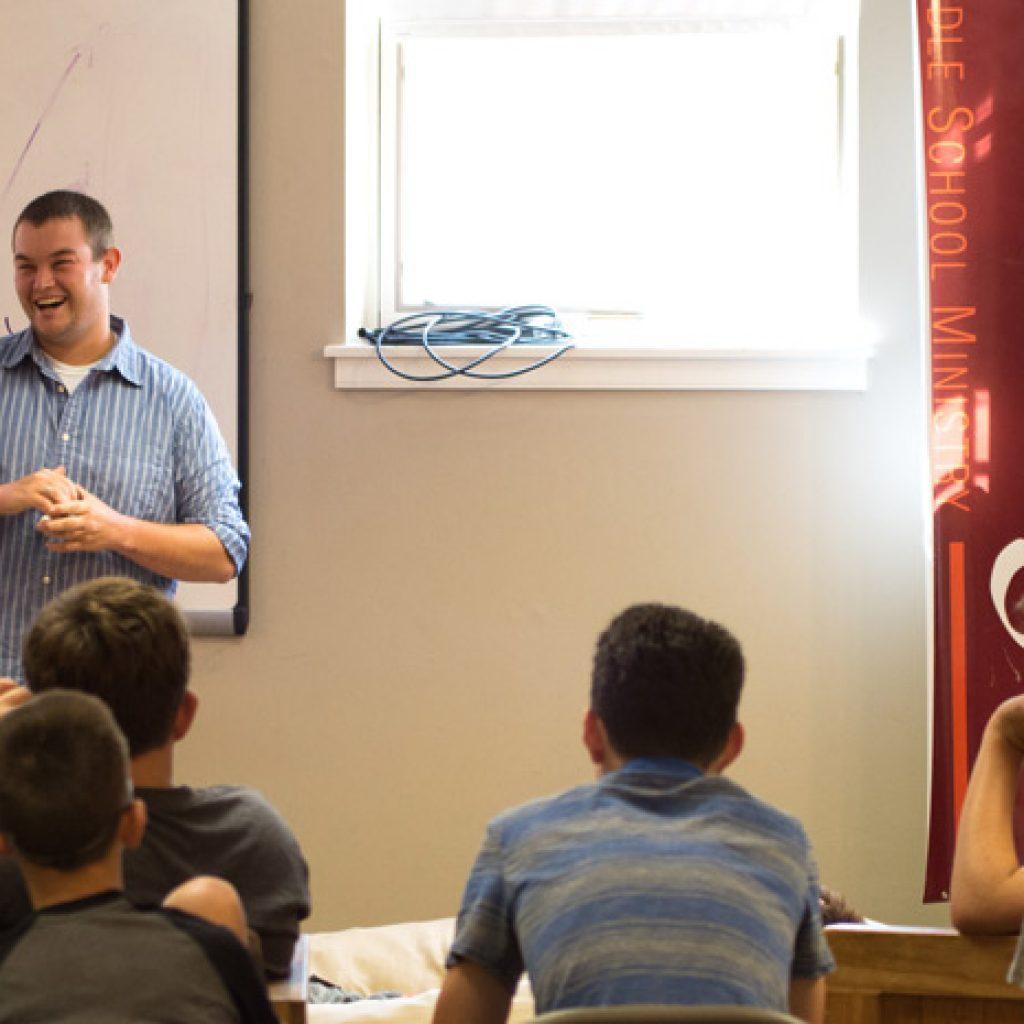 Youth Sunday School Classes