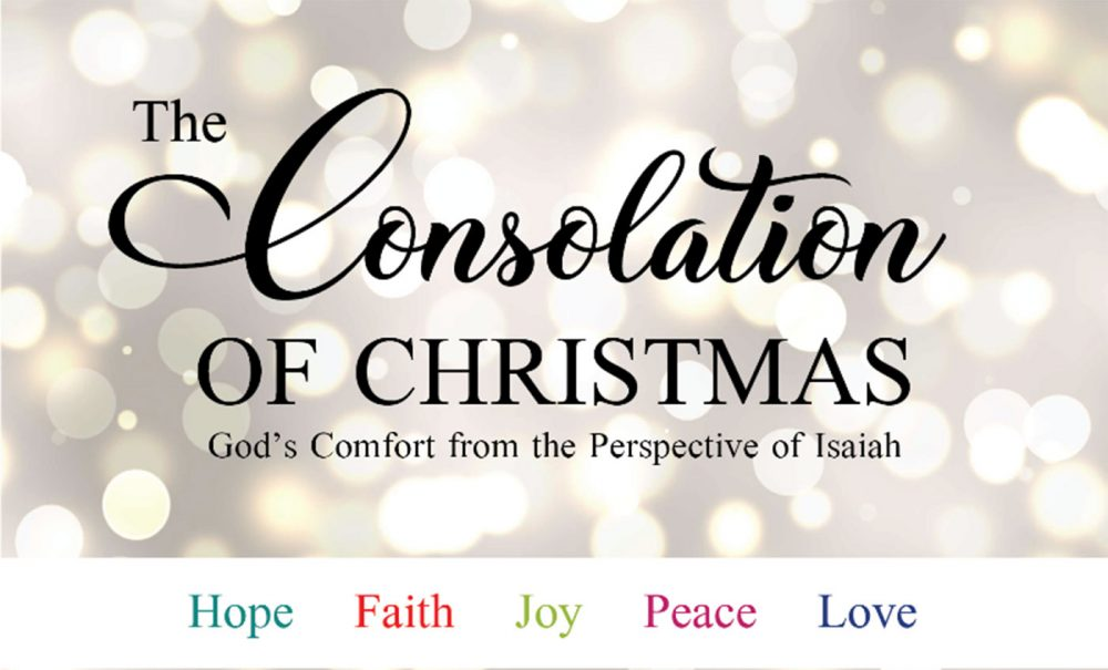 The Consolation of Christmas