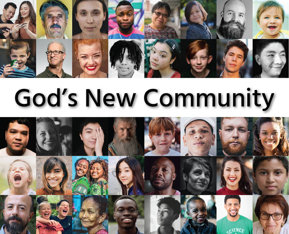 God\'s New Community